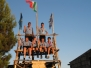 Inaugurazione torretta sq. Squali a Quartarella